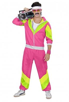 80er Jahre New Kids Kostüm Herren