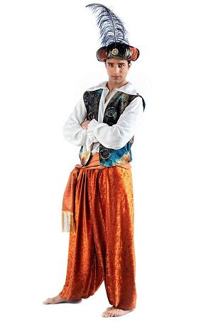 Aladdin Kostüm Herren