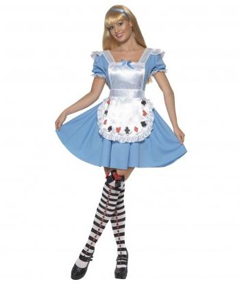 Alice Im Wunderland Kostüme Für Damen Kinder Nerdydressde