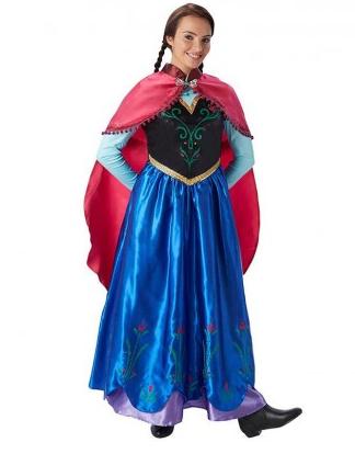 Anna Kostüm Kleid Für Erwachsene Damen Kinder Nerdydressde