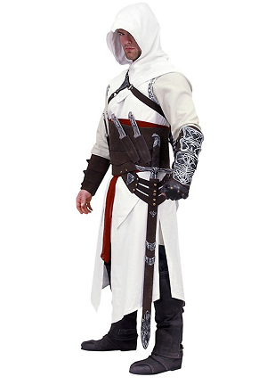 Assassins Creed Kostüm Altair
