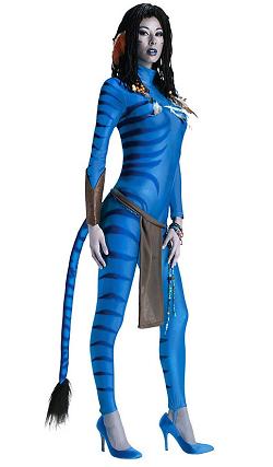 Avatar Kostüm Damen