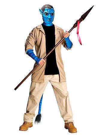 Avatar Kostüm Herren