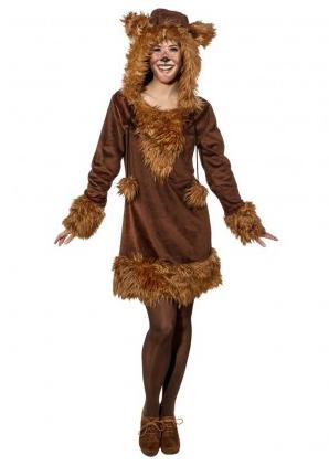 Bärenkostüm Damen