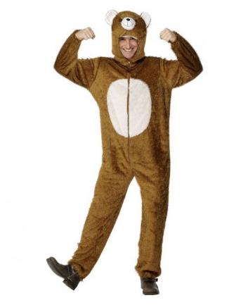 Bärenkostüm Herren