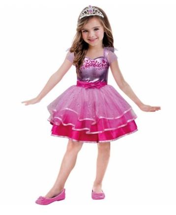 Barbie Kostüm Kinder