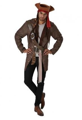 Captain Jack Sparrow Kostüm Erwachsene