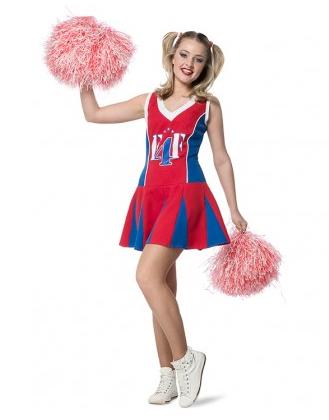 Cheerleader Kostüm Damen