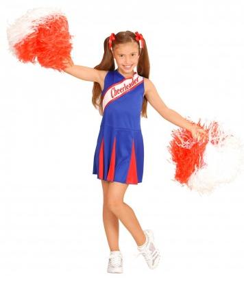 Cheerleader Kostum Fur Damen Und Kinder Nerdydress De