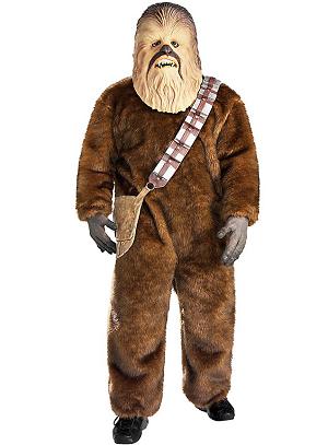 Chewbacca Kostüm Erwachsene
