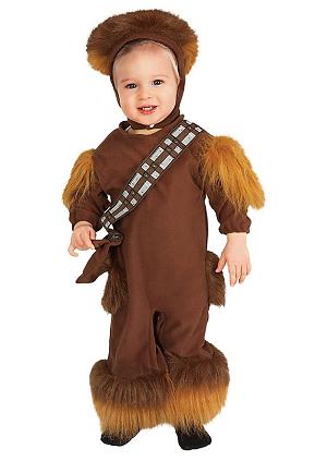Chewbacca Kostüm Kinder