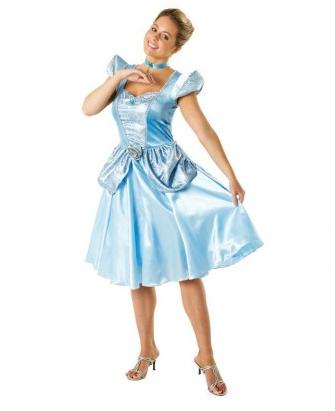 Cinderella Kostüm Damen