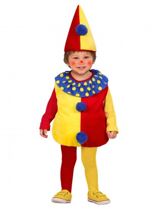 Clown Kostüm Kinder