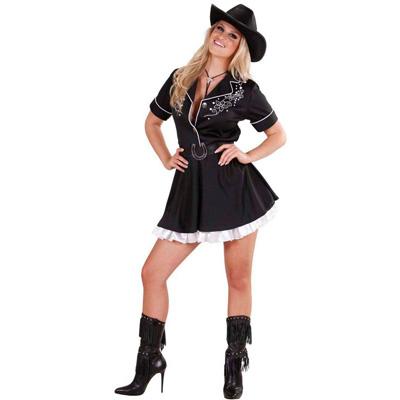 Cowgirl Kostüm für Damen und Kinder