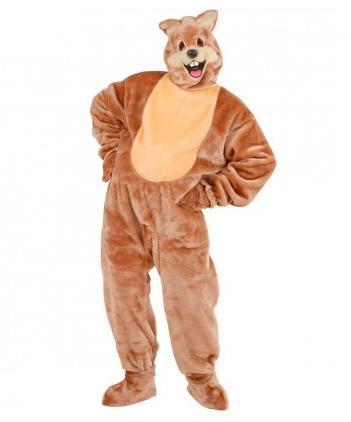 Eichhörnchen Kostüm Damen und Herren