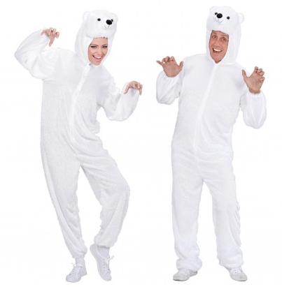 Eisbär Kostüm Erwachsene