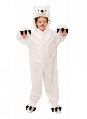 Eisbär Kostüm Kinder