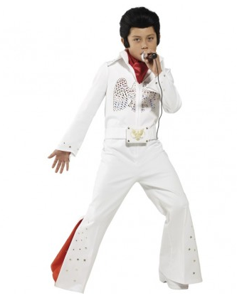 Elvis Presley Kostüm Kinder