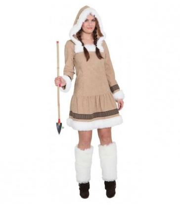 Eskimo Kostüm Damen