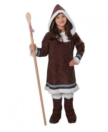 Eskimo Kostüm Kinder