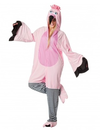 Flamingo Kostüm Damen