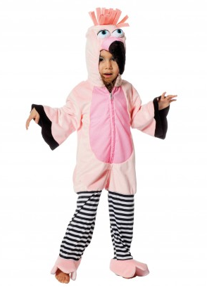 Flamingo Kostüm Kinder