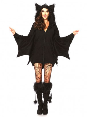 Fledermauskostüm Damen