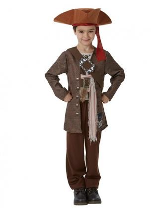 Fluch der Karibik Jack Sparrow Kostüm Kinder