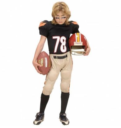 Football Kostüm Kinder