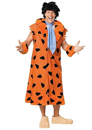 Fred Feuerstein Kostüm Herren