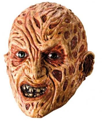 Freddy Krüger Maske