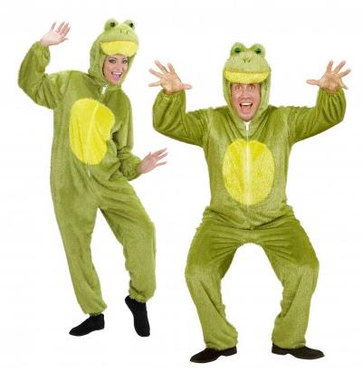 Froschkostüm Damen und Herren