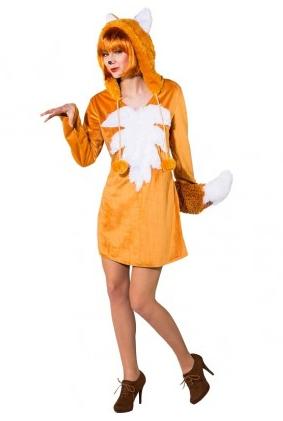 Fuchs Kostüm Damen