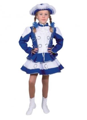 Funkenmariechen Tanzmariechen Kostüm Kinder
