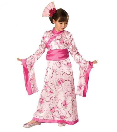 Geisha Kostüm Kinder