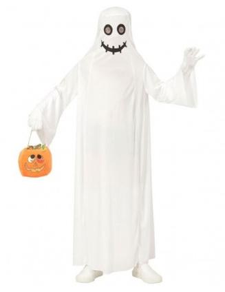 Geist Gespenst Kostüm Kinder