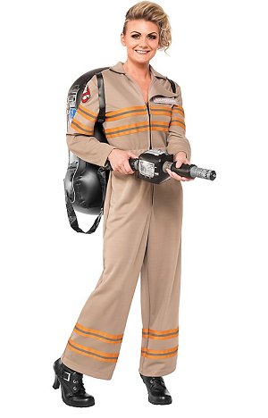 Ghostbusters Kostüm Damen