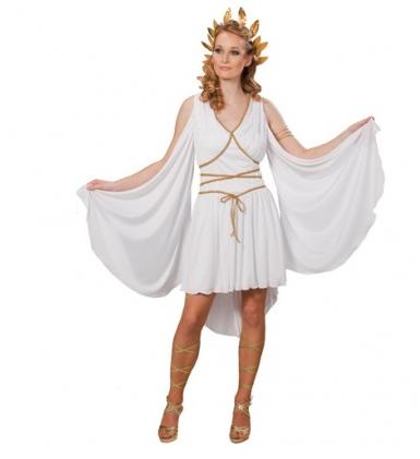 Griechische Göttin Kostüm Damen