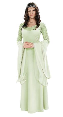 Herr der Ringe Kostüm Damen Arwen
