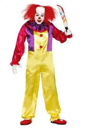 Horrorclown Pennywise Es Kostüm