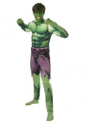 Hulk Kostüm Herren
