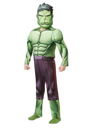 Hulk Kostüm Kinder