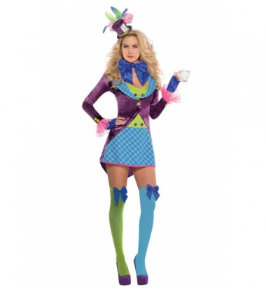 Hutmacher Kostüm Damen