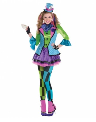 Hutmacher Kostüm Kinder