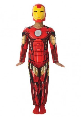 Iron Man Kostüm Kinder