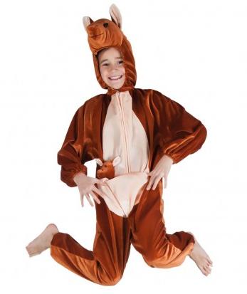 Känguru Kostüm Kinder