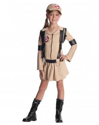 Kinder Ghostbusters Kostüm Mädchen