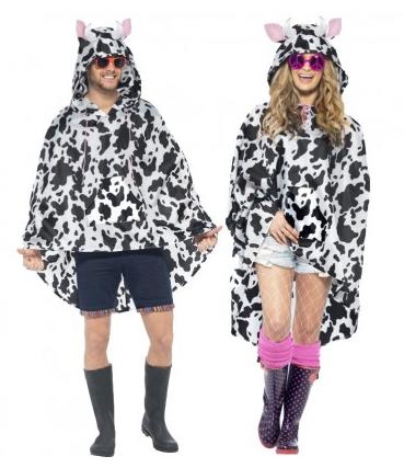 Kuh Kostüm Damen und Herren