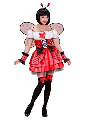 Marienkäfer Kostüm Damen