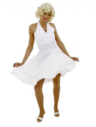 Marilyn Monroe Kostüm Damen